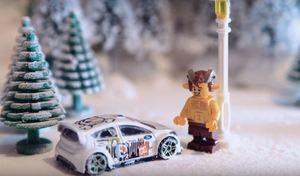 Insolite : une parodie du Gymkhana de Ken Block avec des jouets