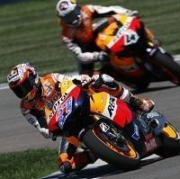 Moto GP - Etats-Unis Qualifications: Casey Stoner casse des briques
