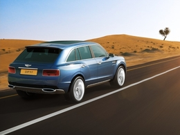 Bentley présent au prochain Dakar ?