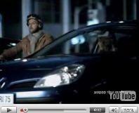 Vidéo moto : Clio vs ....