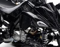 Série limitée «Black Storm» pour le Yam' YFM 700 R 2011