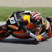 Moto 2 - Etats-Unis Qualifications: Marc Marquez pour un millième et Bradl s'effondre