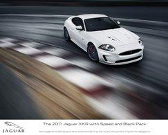 Jaguar XKR: Amélioration de l'espèce au Salon de Genève (23 photos)