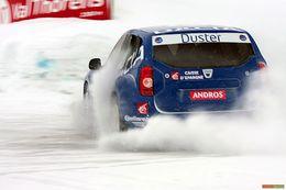 [Exclu] embarquez avec Alain Prost dans un Dacia Duster de 350 ch