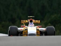 Renault se rapproche des 4 top teams