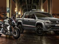 Volkswagen Amarok: série spéciale Ducati Diavel Edition