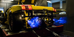 Echappement Fluid Motor Union pour Lamborghini Gallardo