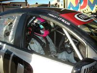 V8 Supercar: Nelson Philippe en test