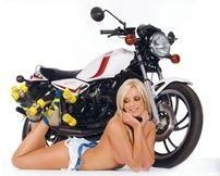 Moto & Sexy: Yamaha RD 250