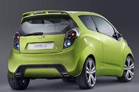 Future Chevrolet Matiz: une tête de Beat ?
