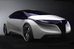 Genève 2010 : Tesla IED EYE
