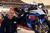 Suzuki: François Etterlé prend sa retraite