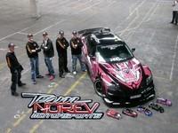 Vidéo : Team Norev... le drift en miniature..