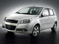 Future Chevrolet Aveo pour Francfort