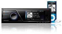 Nouvel Autoradio Pioneer spécial Ipod