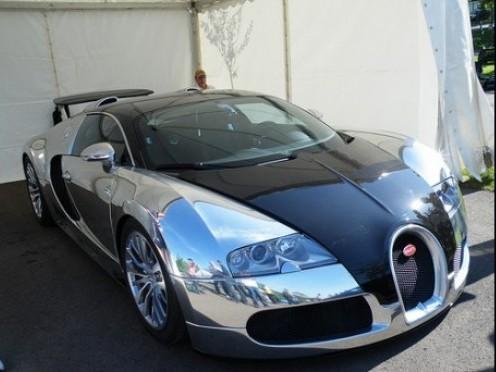 A vendre : trois exemplaires de Bugatti Pur Sang, la seule Veyron qui ne perd pas de valeur ?