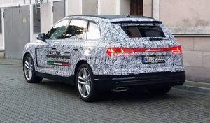 A Munich, la bonne blague du faux Lamborghini Urus camouflé