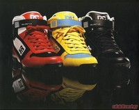DC Shoes : La gamme Racing Shoes..