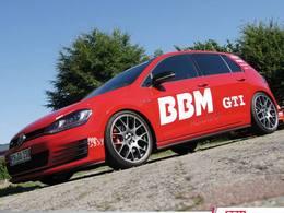BBM Motorsport encanaille la Golf 7 GTi