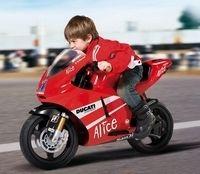 Peg-Pérego 2009 : Les nouveautés Ducati pour les enfants de 2 à 8 ans...