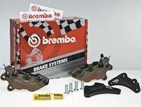Deux kits étriers Brembo pour Yamaha T-Max spécial gros freineurs