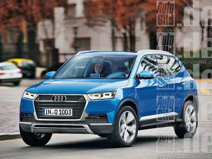 Un Audi Q1 pour 2016 ?