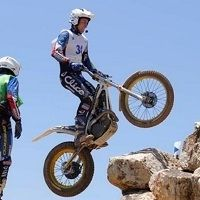 Trial : Alexandre Ferrer champion du monde Junior