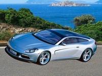 Future Porsche GT Coupé : ça se précise