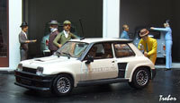 Miniature : 1/43ème - RENAULT 5 Turbo 2