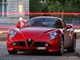 Photos du jour : Alfa-Romeo 8C Competizione