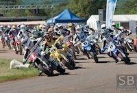 Supermotard, championnat de France 2011, Livernon : Bidart reprend la tête au provisoire