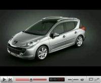 Les vidéos du jour : Peugeot 207 SW