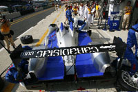 Le Mans 2007 : le résultat des essais de Saulnier Racing