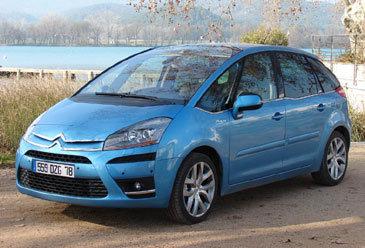 Citroën C4 Picasso et Grand C4 Picasso Airplay : une entrée de gamme inédite
