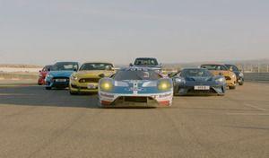 Ford : la gamme complète Performance à la bagarre sur circuit