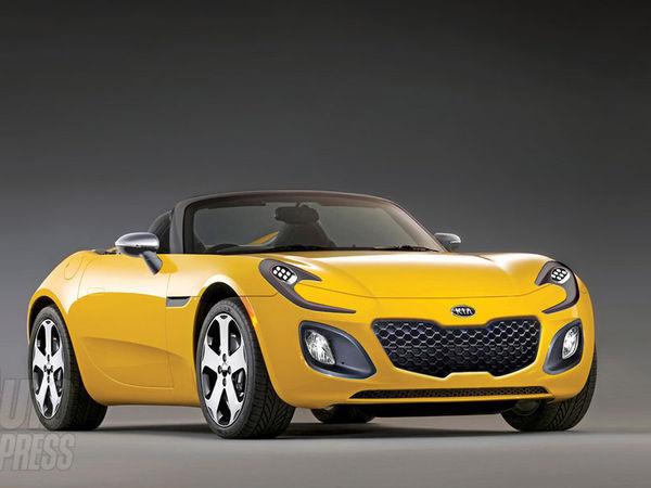 Une rivale de la Mazda MX-5 signée Kia?