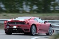 Mulet de la future Ferrari FX70: des photos, encore des photos...