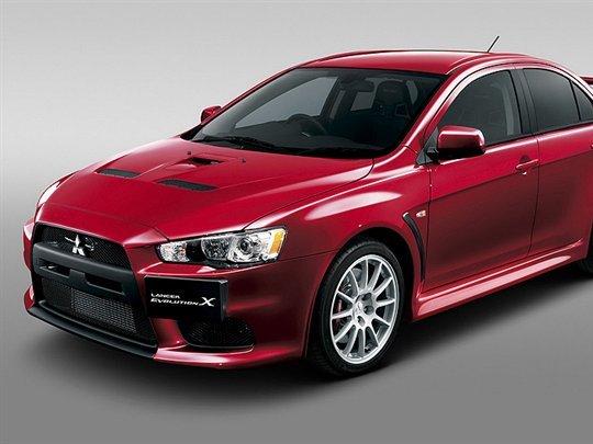 La Mitsubishi Evo X aura une descendance