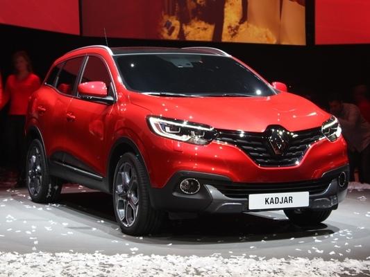 Renault : après le Kadjar, un SUV sept places ?