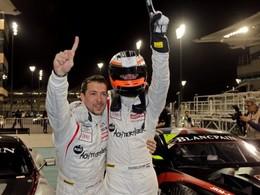 FIA GT1/Abou Dhabi: Ford et VDS, puis Aston Martin et Hexis à l'honneur