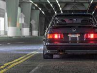 Cette splendide Mercedes 190 Evolution II est à vendre