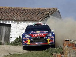 WRC Portugal Jour 2 : Ogier a pris l'avantage