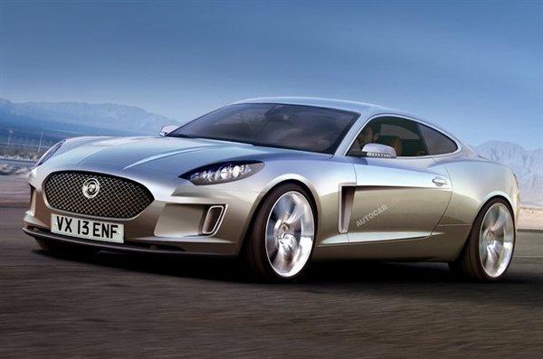Jaguar nous réserve une surprise pour sa future XK...