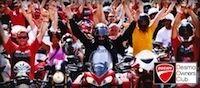 Ducati : journée circuit pour les membres D.O.C.