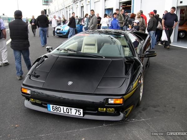 Photos du jour : Lamborghini Diablo (Classic Days)