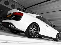 Audi A5 par Project Kahn: sur un air de R8...