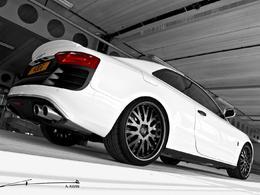 Audi A5 par Project Kahn: sur un air de R8...