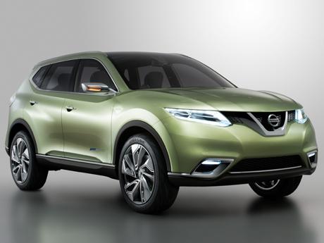 Nissan Rogue : la nouvelle génération pour 2013