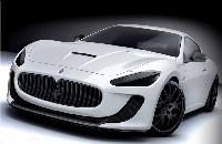 Maserati GranTurismo: régime minceur et 1400 kg sur la balance?