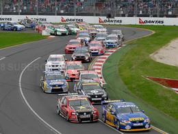 V8 Supercars/Melbourne: Whincup pour une victoire de prestige